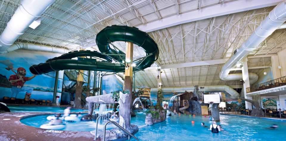 Check Out Our Waterpark Party Package