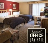 Special Office Rate 2 Queen Beds